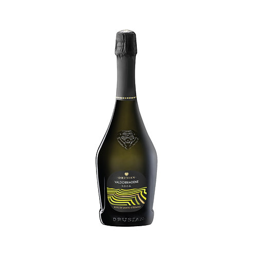 Valdobbiadene Prosecco Superiore D.O.C.G (Rive Di Stefano Spumante Extra Dry)