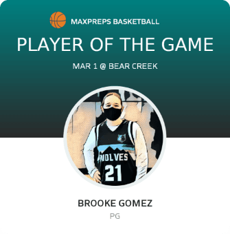 "Congrats Brookie ""The Rookie"""