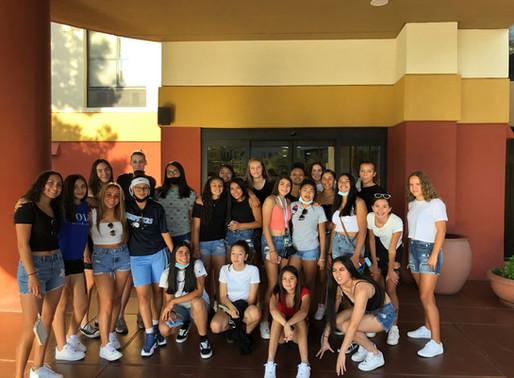 Hoopsters had a great Vegas Trip!