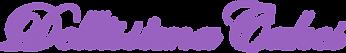 Dellissima Cakes logo.png