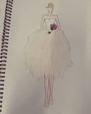 White rose costumier