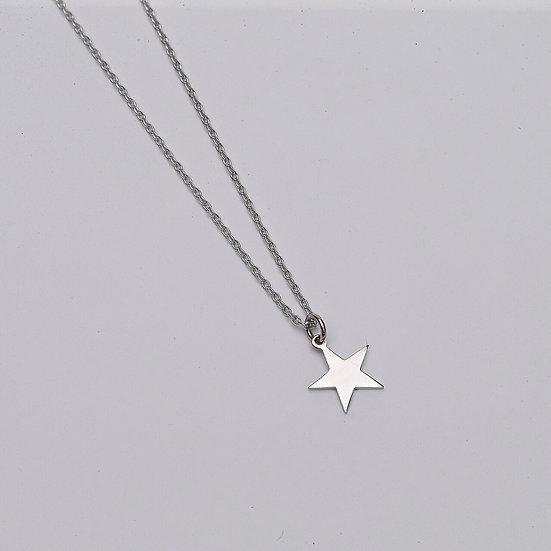 Колье-звезда
