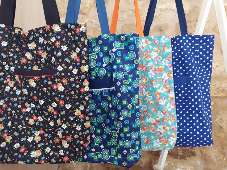 """Collection de sacs """"les blouses de ma mémé"""""""