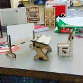Игрушечная мебель из фанеры