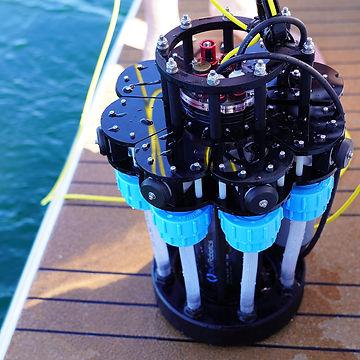 Ocean Diagnostics microplastic technology