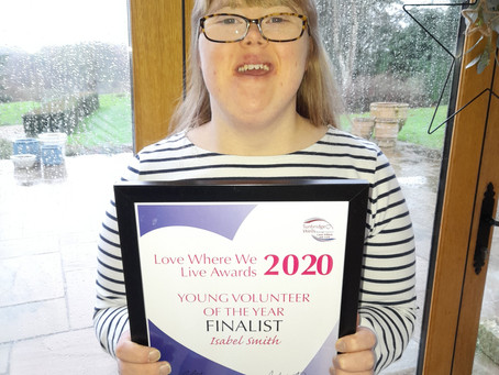 Love Where You Live Awards - FINALIST