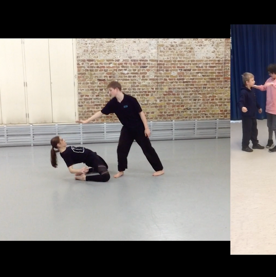 This is Us & BalletBoyz Youth Company