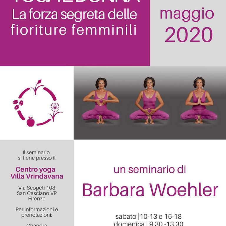 Yoga e donna. La forza segreta delle fioriture al femminili