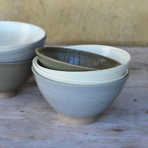 COLOURS OF TUSCANY - Bowls Series II David Marchandise for DAMAZU Studio