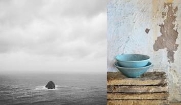 Pottery & Nature Diptych (2) II David + Zuzana Marchandise for DAMAZU Studio