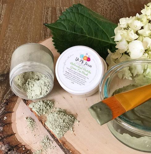 Antioxidant Matcha Green Tea Mask-Sensitive/Acne/Oily Skin