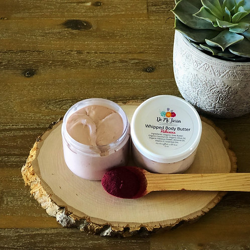 Hibiscus Whipped Body Butter