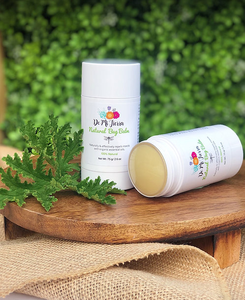 Natural Bug Balm -Mosquito Repellent