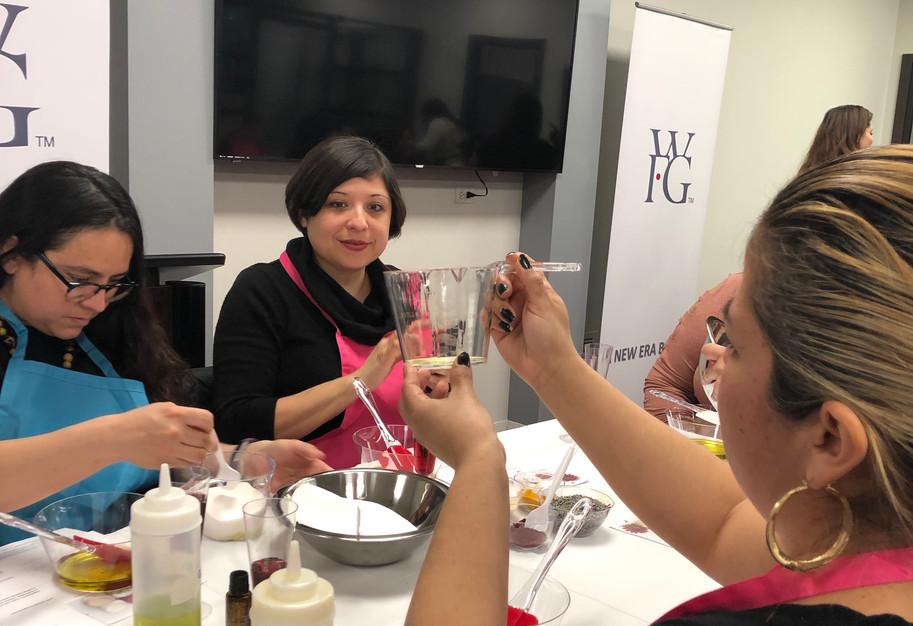 Exfoliating Sugar Scrub Workshop