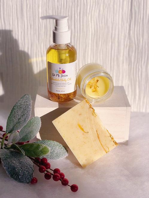 Calendula Love Gift Set  - Sensitive skin