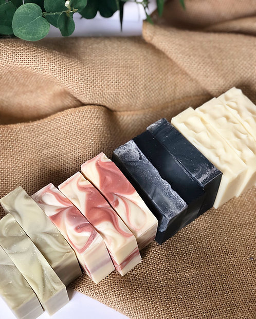 Natural Handcrafted Soap -Face & Body