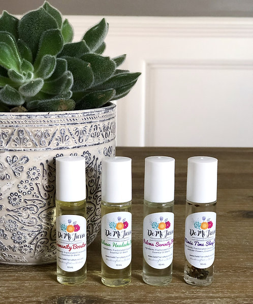 Daily Essentials-Complete Aromatherapy Set