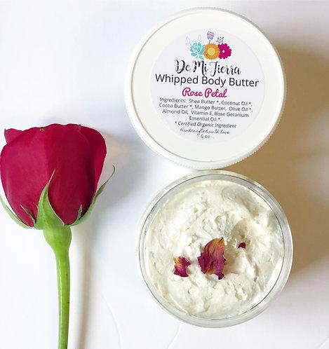 Rose Petal Whipped Body Butter