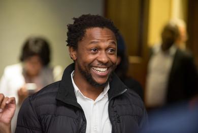 Wits Lecture - Mbuyiseni Ndlozi
