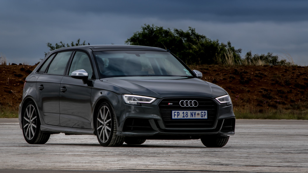 The Star Motoring - Audi S3