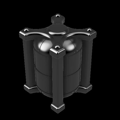 4B3D-0008 Lg Vertical Storage Barrel