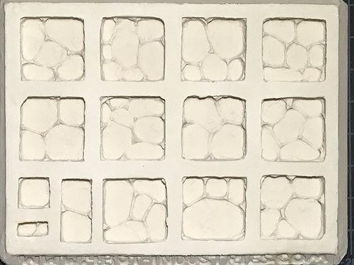 G28 - Stonework Ground - Silicone Mold