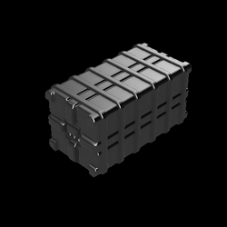 Sci-Fi Crate Container B