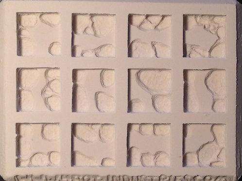 G19 Cavernous River Terrain - Silicone Mold