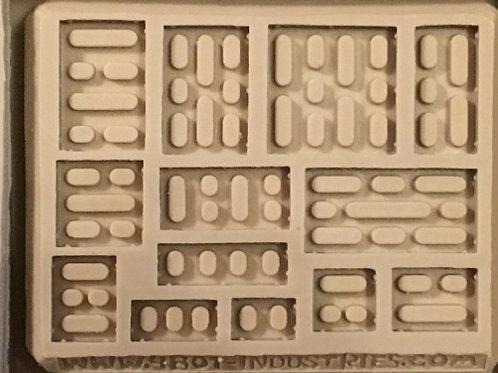 W48 - Sci-Fi Wall Panels
