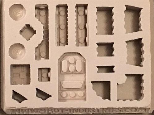 W47 - Sci-Fi Cantina Mold