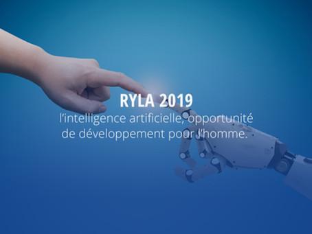 RYLA 2019 - retour sur l'évènement