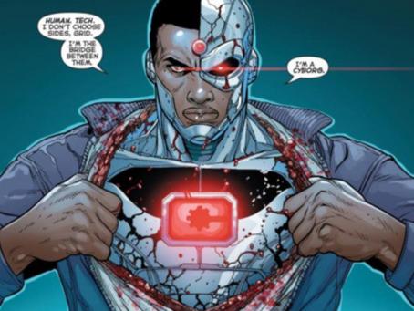 Je suis Cyborg, tu es Cyborg, nous so…