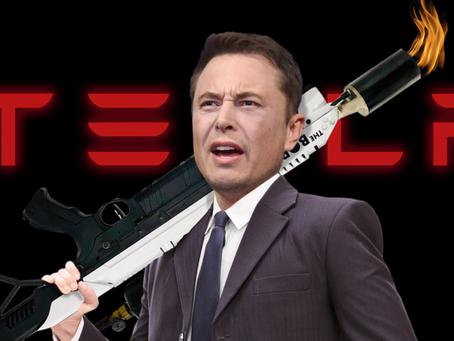 Tesla & Iphone, la disruption par l'exemple