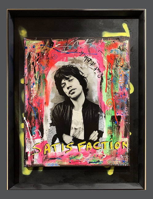 Mick Satisfaction
