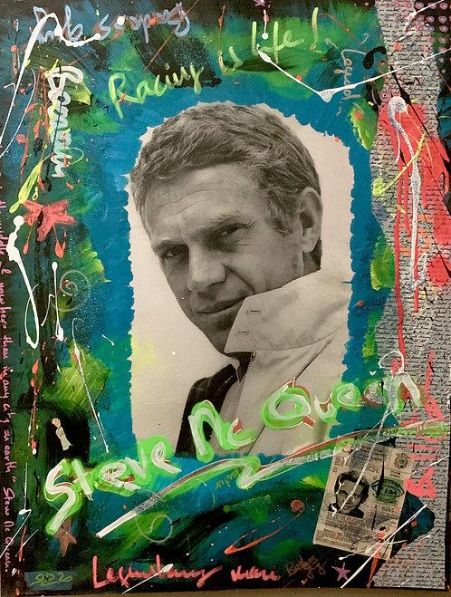 McQueen portrait