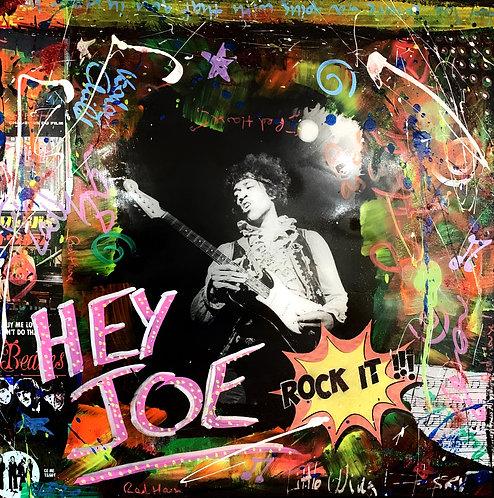 Hey Joe !