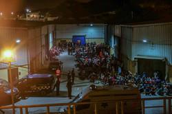 Migrantenlager in Ceuta