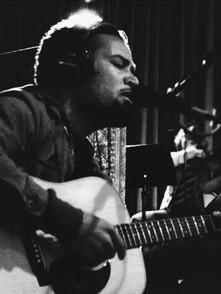 Ben Harper in Studio X