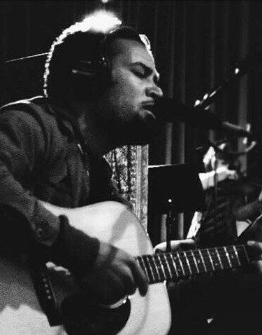 Ben Harper in Studio X