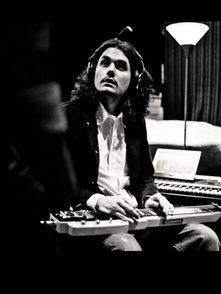 John Mayer in Studio M