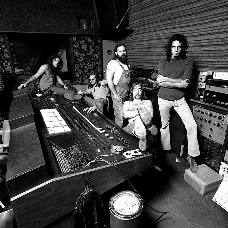 Steely Dan in Studio A