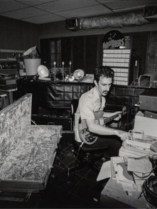 Frank Zappa in Studio C