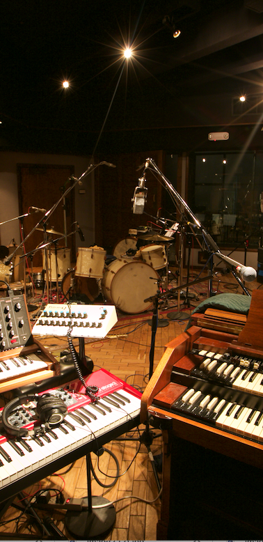 Studio D Live Room