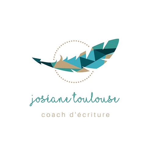 LOGO JOSÉANE TOULOUSE COACH D'ÉCRITURE.2
