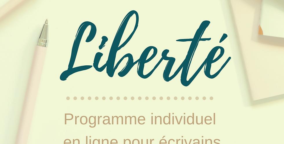 Programme individuel pour écrivains | Mode Coaching