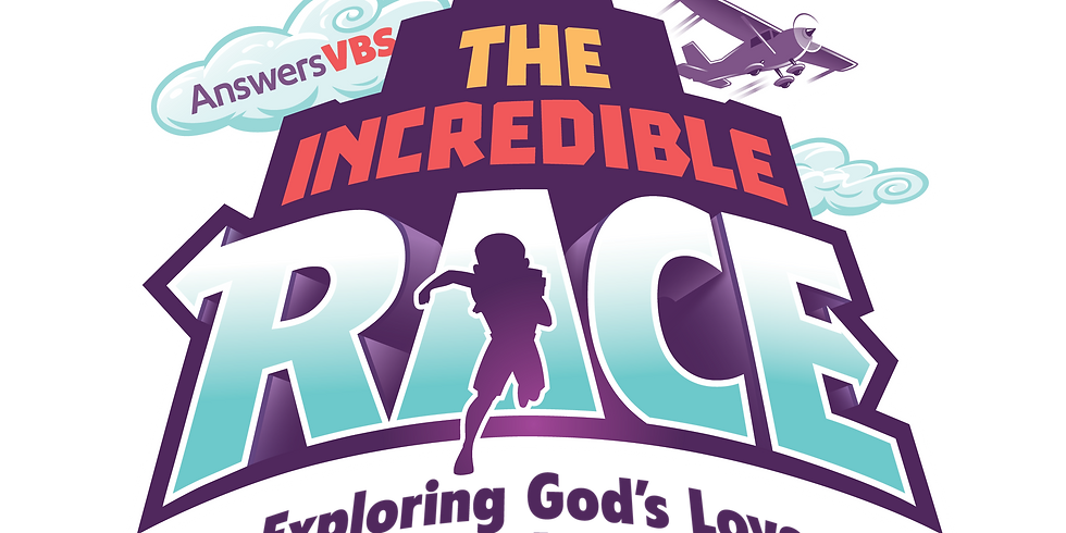 VBS 2019: The Incredible Race