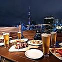 素敵な夜景と一緒に美味しいジビエ料理をご堪能ください