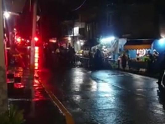 Un hombre muerto y una mujer herida deja ataque armado en Chilpancingo