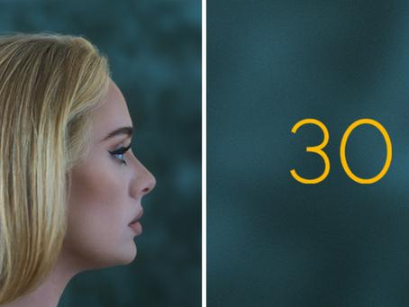 """""""30"""" El nuevo álbum de Adele ya tiene fecha de lanzamiento"""