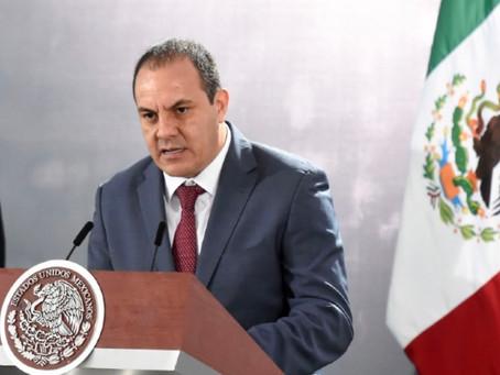 Alcaldes y diputados cuentan con respaldo del narcotráfico asegura Cuauhtémoc Blanco